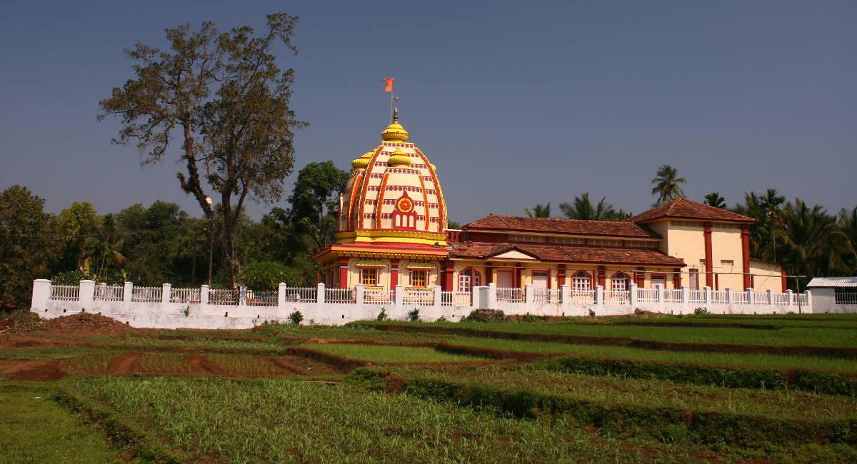 Brahma Temple, Goa