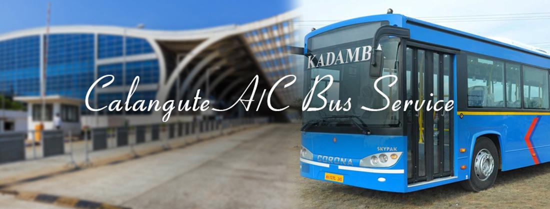 Airport Kadamba Buses